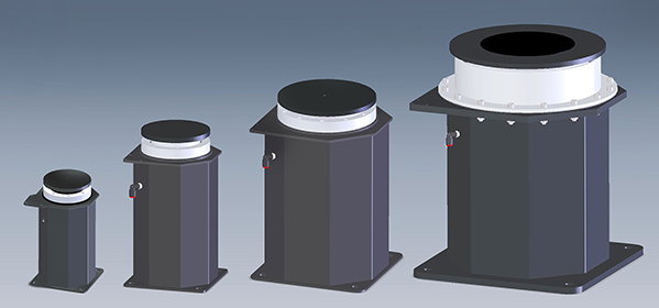 TMC UltraDamp Vibration Isolators